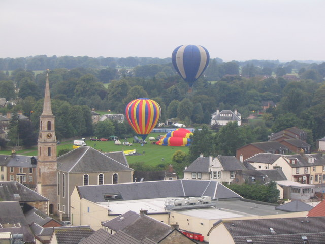 Strathaven Balloon Festival 2006 169 David Smith Cc By Sa 2