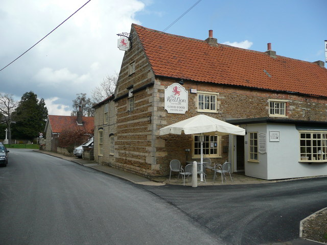 The Red Lion, Caythorpe