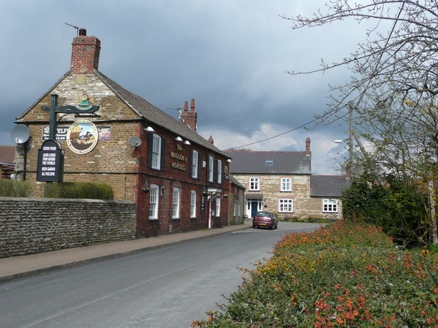 The Waggon and Horses, Caythorpe