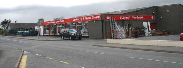 Stermat Hardware and Garden Centre, Gaerwen
