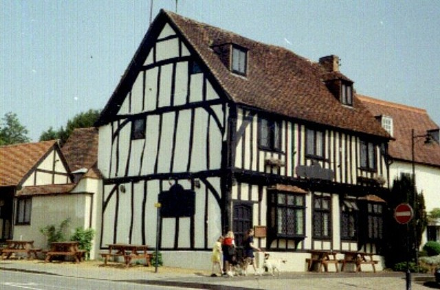 The Tudor  Buckingham