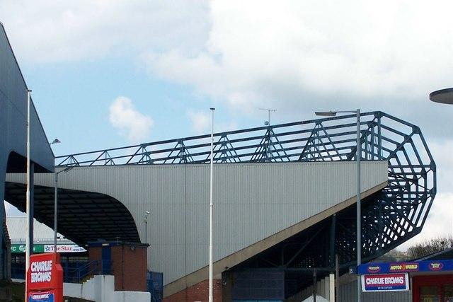 Cantilever Stand Hillsborough Stadium 169 Terry