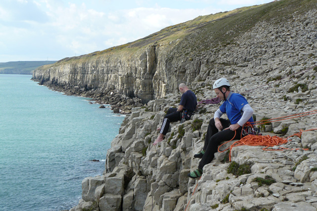 Cliffs at Swanage