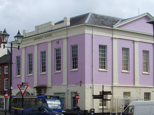 Assembly Rooms, Ludlow