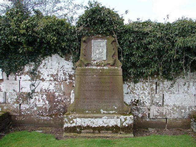 Grierson of Lag Grave