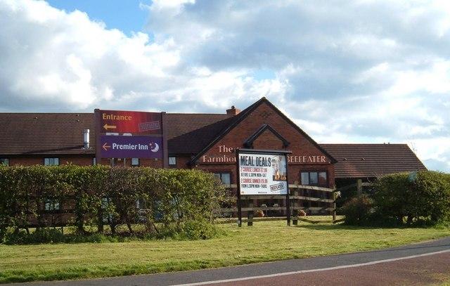 Premier Inn Crewe West Hotel