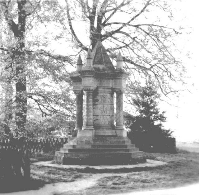 Waggoners Memorial  Sledmere