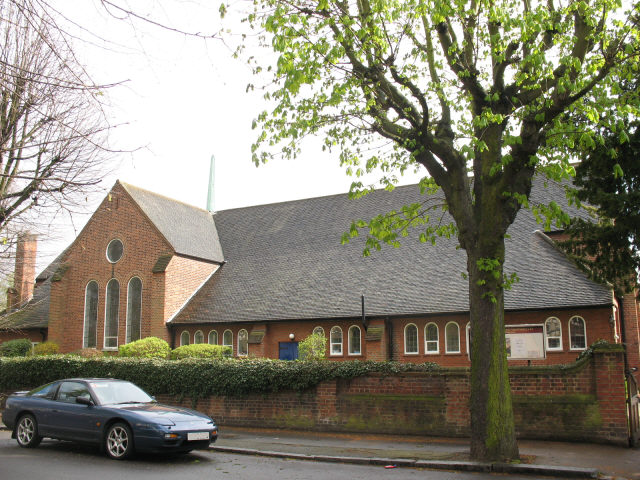Church of the Good Shepherd, Handen Road, Lee