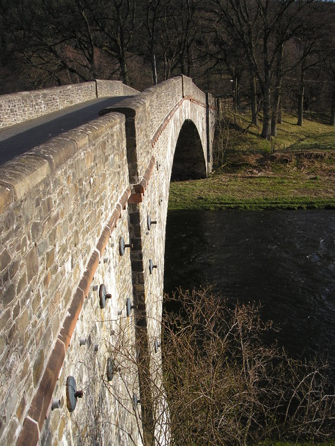 Ashiestiel Bridge