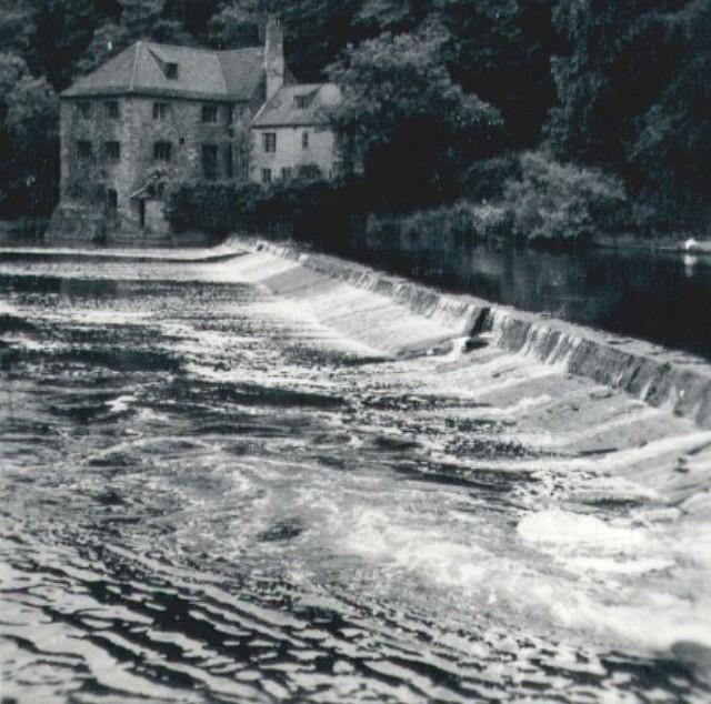 Museum Weir  Durham