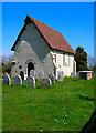 SZ8795 : St Wilfrids Chapel by Simon Carey
