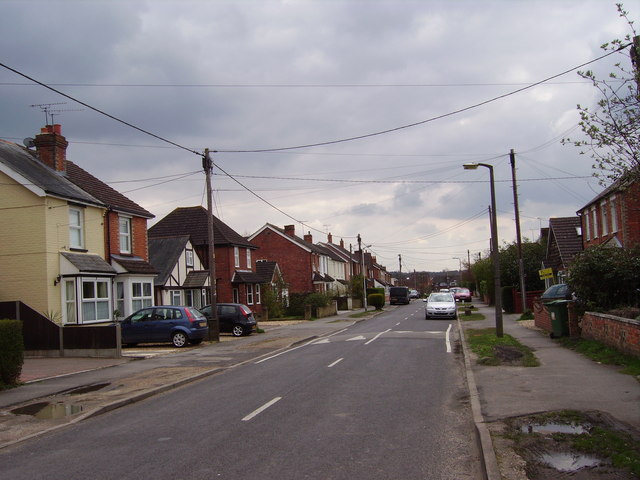 Branksome Hill Road, College Town