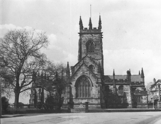 Bowdon Church Altrincham