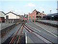 SN5881 : Vale of Rheidol Railway terminus by John Lucas