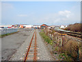 SN5881 : Leaving Aberystwyth by John Lucas