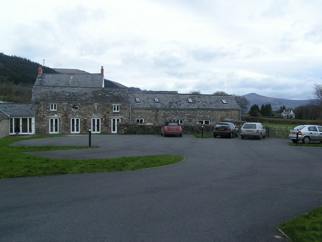 Gilwern Outdoor Education Centre 169 Andy Dolman Geograph