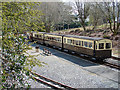 SN7376 : Devil's Bridge Station, Vale of Rheidol Railway by John Lucas