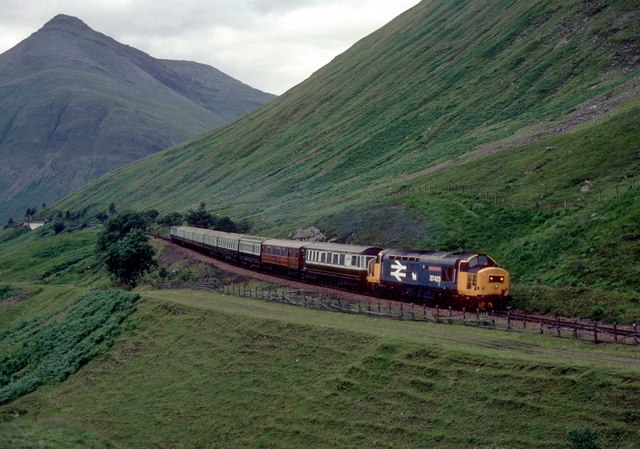 The Royal Scotsman at County March Summit