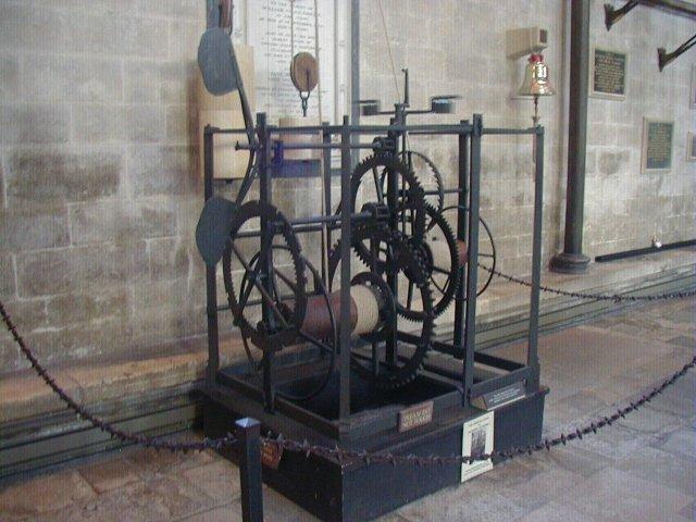 Salisbury Cathedral Clock 169 Hywel Williams Cc By Sa 2 0