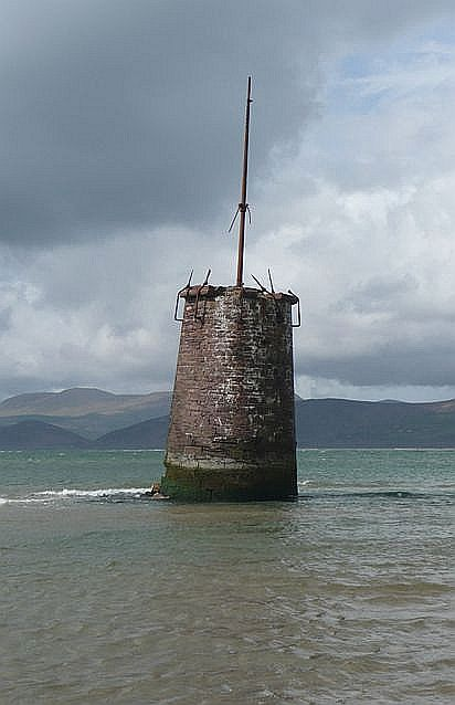 Tower near Rossbehy Point