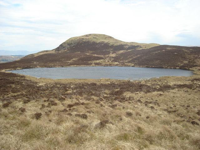 Lochan Còrr Chnoic