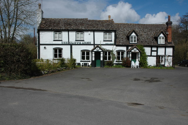 The Cliffe Arms, Mathon
