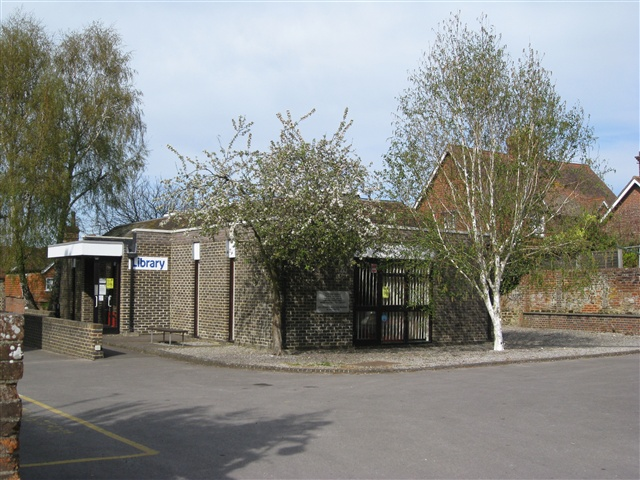 Petworth Library