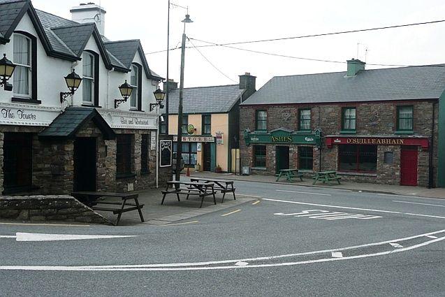 Glenbeigh Hotel Ring Of Kerry
