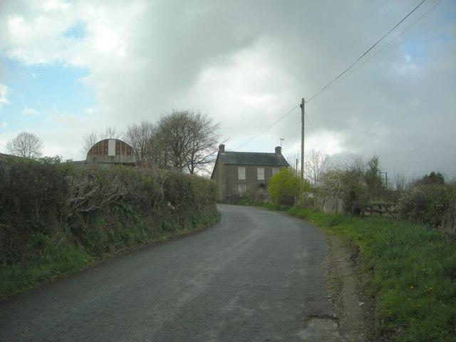 Ty'n-y-ffordd Farm