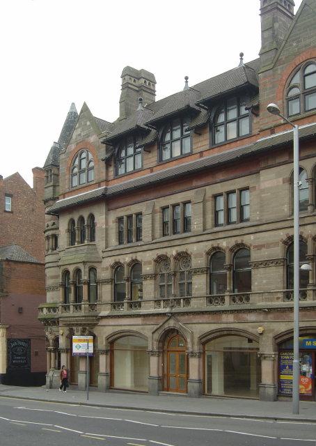 Watson Fothergill - Express Chambers, Parliament Street