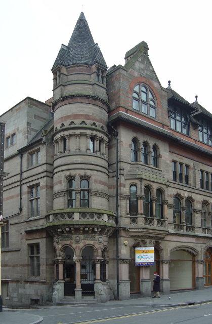 Watson Fothergill - Express Offices, Parliament Street