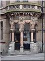 SK5740 : Watson Fothergill - Express Offices, Parliament Street. Main entrance by Alan Murray-Rust