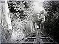 SS7249 : Lynton Lynmouth Cliff railway by John Firth