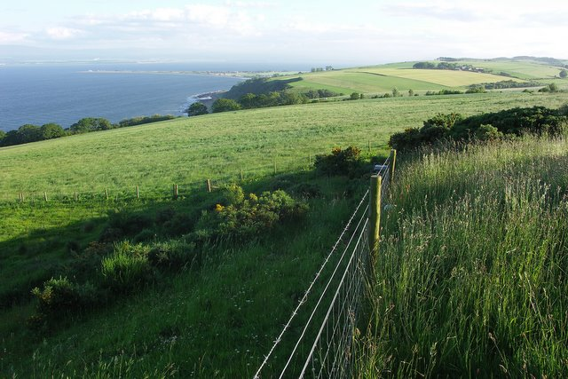 Hillockhead, looking towards Chanonry Point
