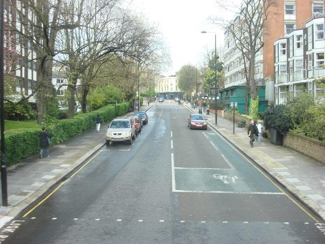 Primrose Hill Road