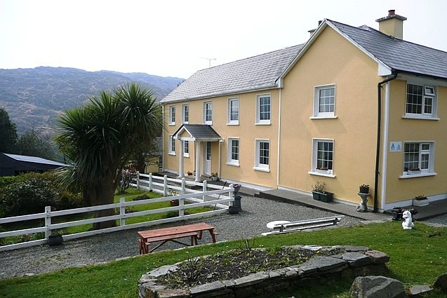 Black Valley youth hostel