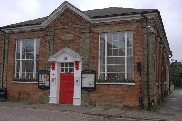 Stalham Town Hall