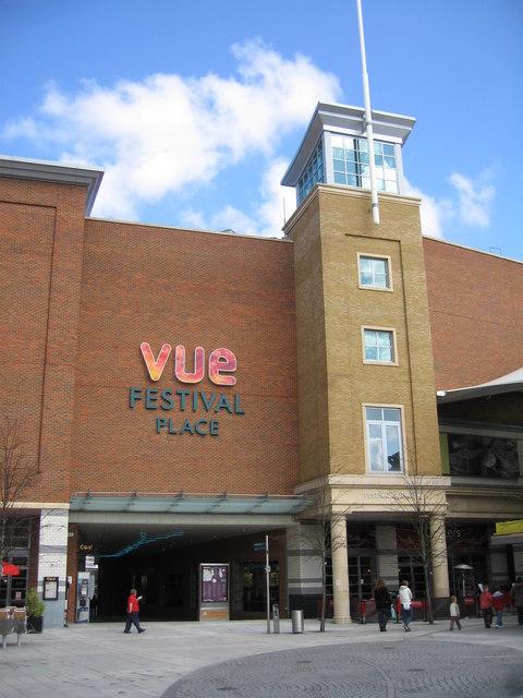 Vue - Festival Place