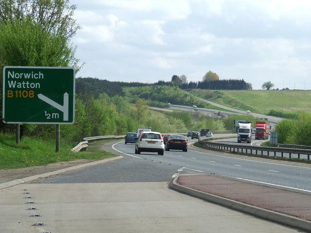 B.1108 junction