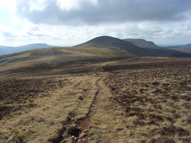 Path between Red Pike and Starling Dodd