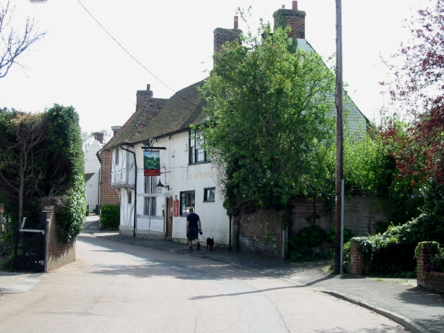 The Artichoke Inn, Chartham