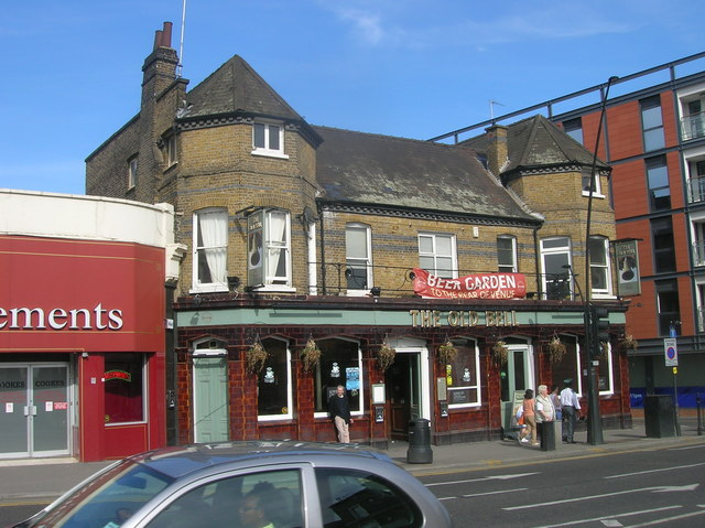 The Old Bell, Kilburn High Road, London NW6