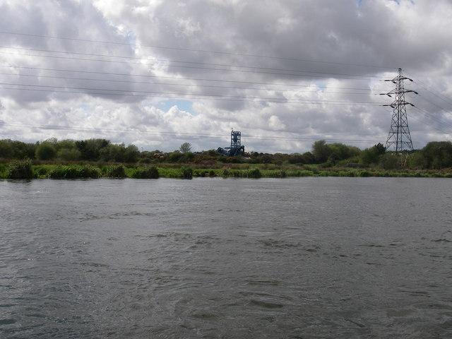 River Avon at Fairmile