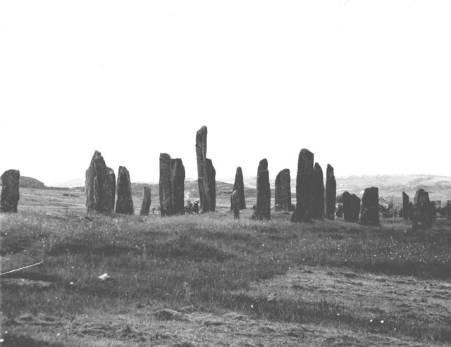 Standing Stones at Callanish