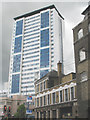 TQ2574 : Tower above the Southside Centre by Stephen Craven