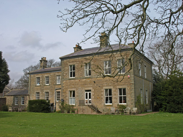 Old Rectory, Ingram