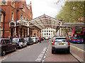 TQ2781 : Marylebone Station Entrance by John Lucas