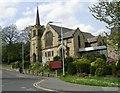 SE1422 : Central Methodist Church - Gooder Street by Betty Longbottom