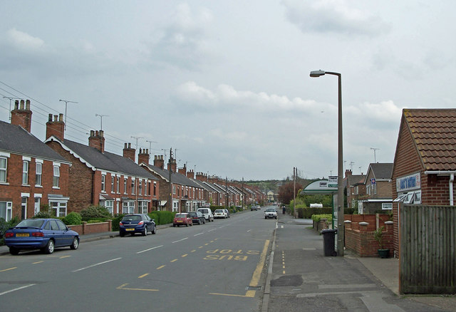 Victoria Road, Barnetby-le-Wold