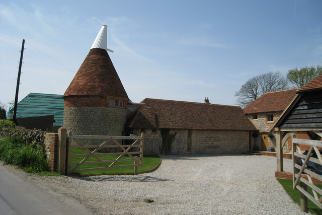 Ruffynes Oast Church Lane Aldington 169 Oast House